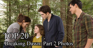 Breaking Dawn Photo Gallery