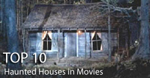 Top 10 Haunted House Gallery