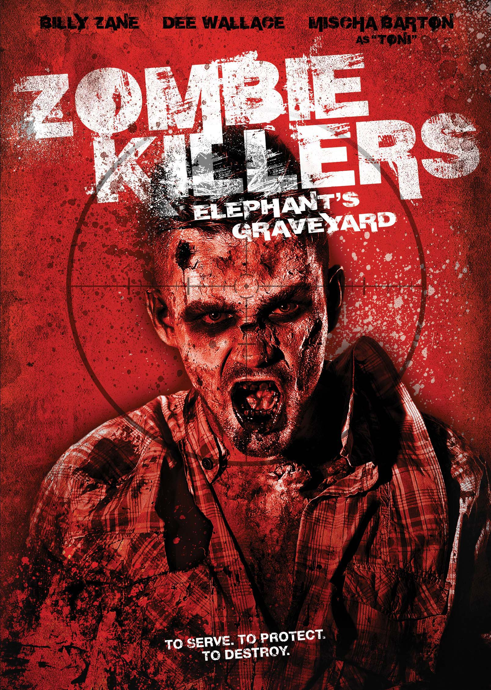 Zombie Killers: Elephant Graveyard
