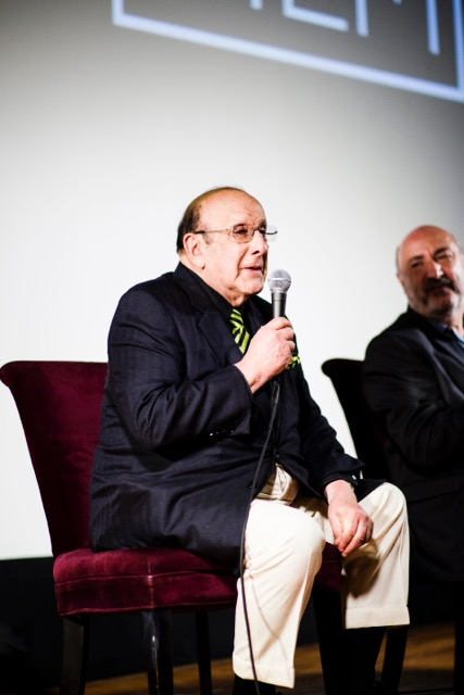 Clive Davis newportFILM Outdoors Summer Series
