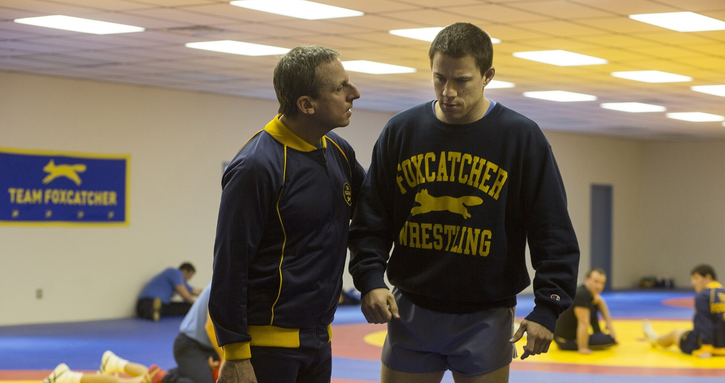 1. DF 08971 brighter + cropped 31 New Foxcatcher Teaser Trailer Has Everyone Abuzz