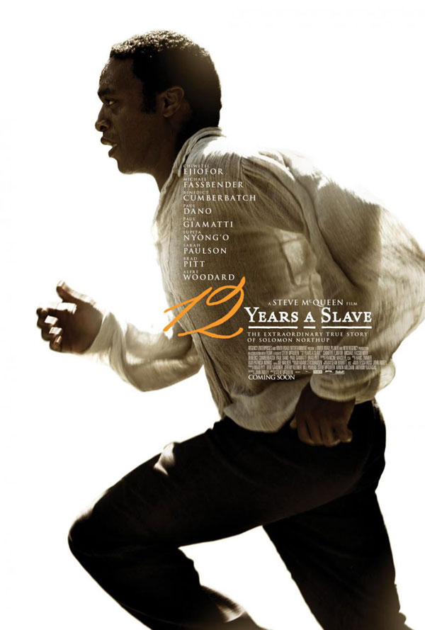 12 Years a Slave Poster 12 Years a Slave Movie Review