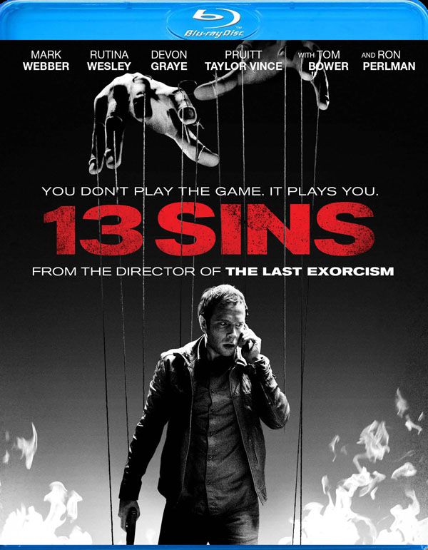 13 Sins Blu ray Review 13 Sins Blu ray Review