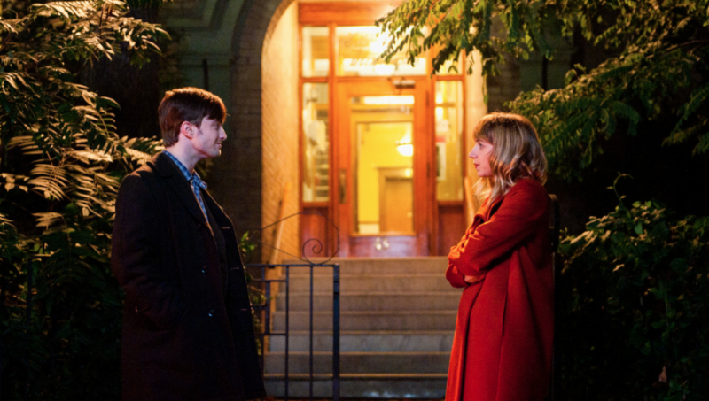 1551Daniel Radcliffe and Zoe Kazan Become Friends In New What If Clip Daniel Radcliffe and Zoe Kazan Become Friends In New What If Clip