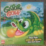 Gator Golf Front of Box
