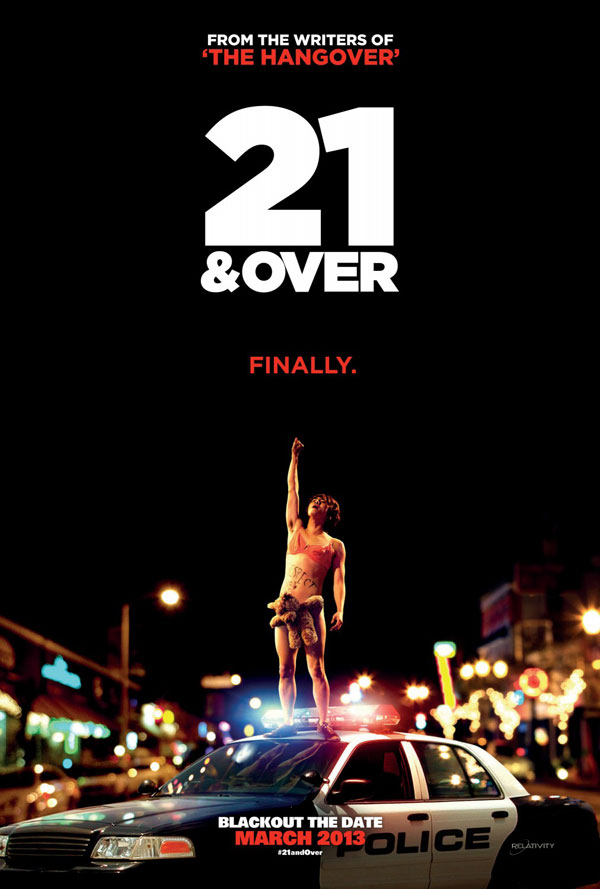 21 and Over Poster 21 And Over Movie Review