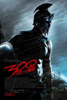 300 2 Poster CinemaCon 2013: Warner Bros. Bring Out Man Of Steel, Pacific Rim, Gravity And More