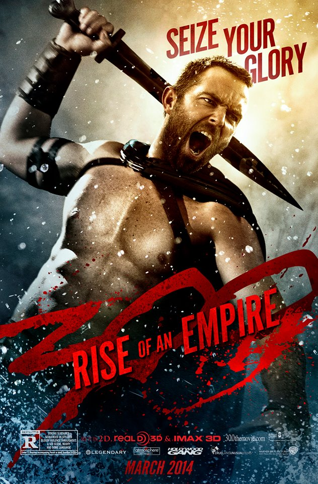 300 ps7 Character Posters for 300: Rise of an Empire Released