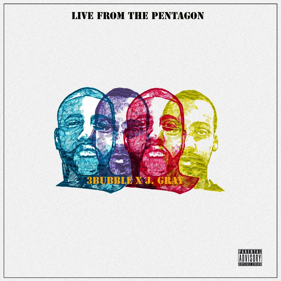 3Bubble and J.Gray Live From the Pentagon Album Review