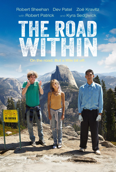 Interview: Robert Sheehan and Gren Wells Talk The Road Within (Exclusive)