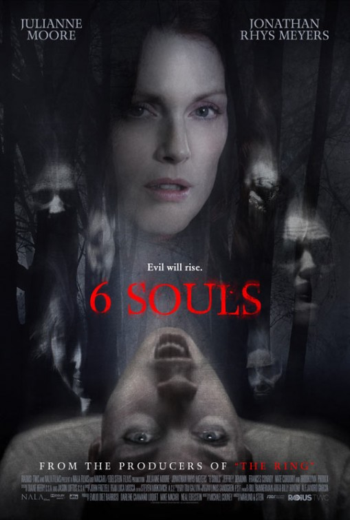 6 Souls Official Poster Uncover Your 6 Souls in New Movie Trailer and Poster