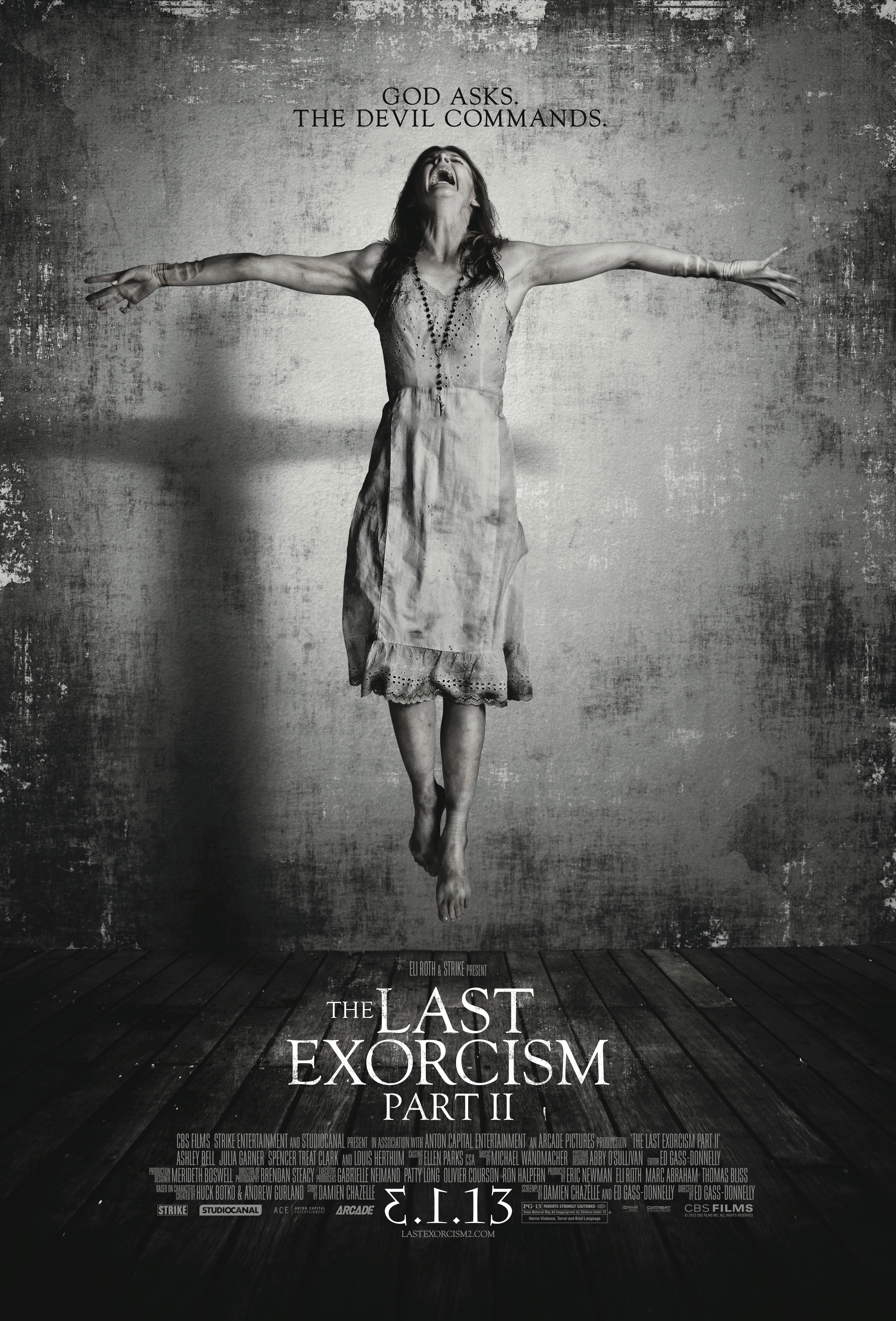 6565 LastExorcism2 1Sheet Hang FM New Poster For The Last Exorcism Part II