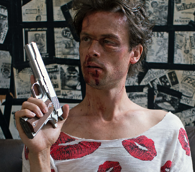 Matthew Gray Gubler in 68 Kill