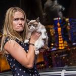 8 5 14 grumpy cat kabik 158 150x150 Grumpy Cat Takes Over Las Vegas LINQ Promenade