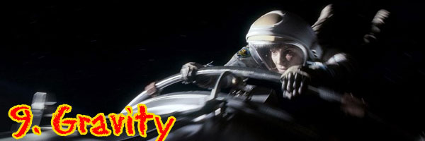 9 Gravity Perri's Top Ten Movies of 2013