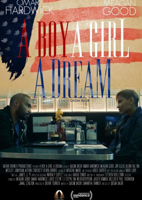 A Boy A Girl A Dream Poster