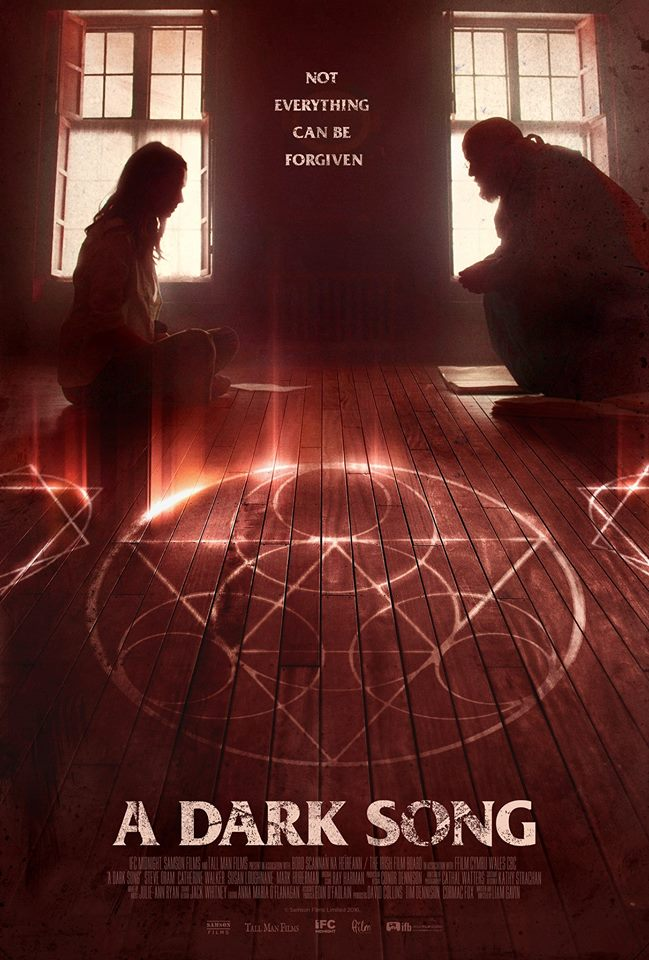 A Dark Song Poster Art