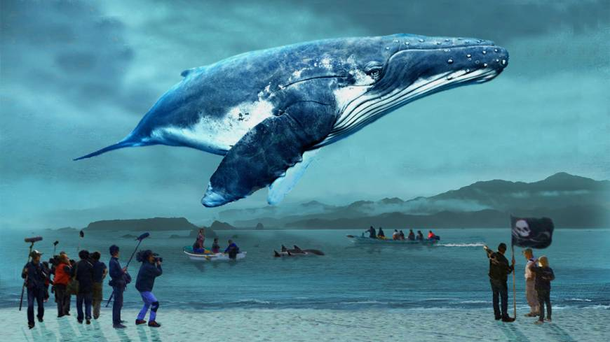 A Whale of a Tale Movie