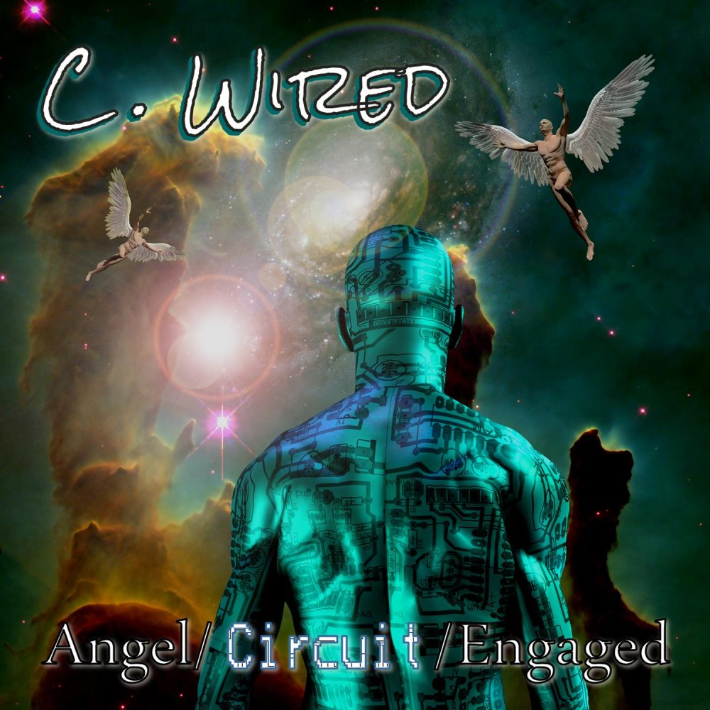 Angel Circuit Engaged  Album art cover