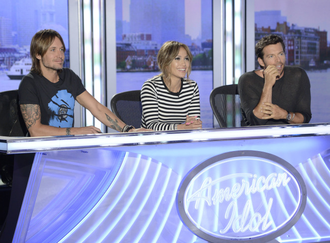 AI13 Boston JudgesShow 0355 American Idol Gets Lowest Premiere Ratings Yet