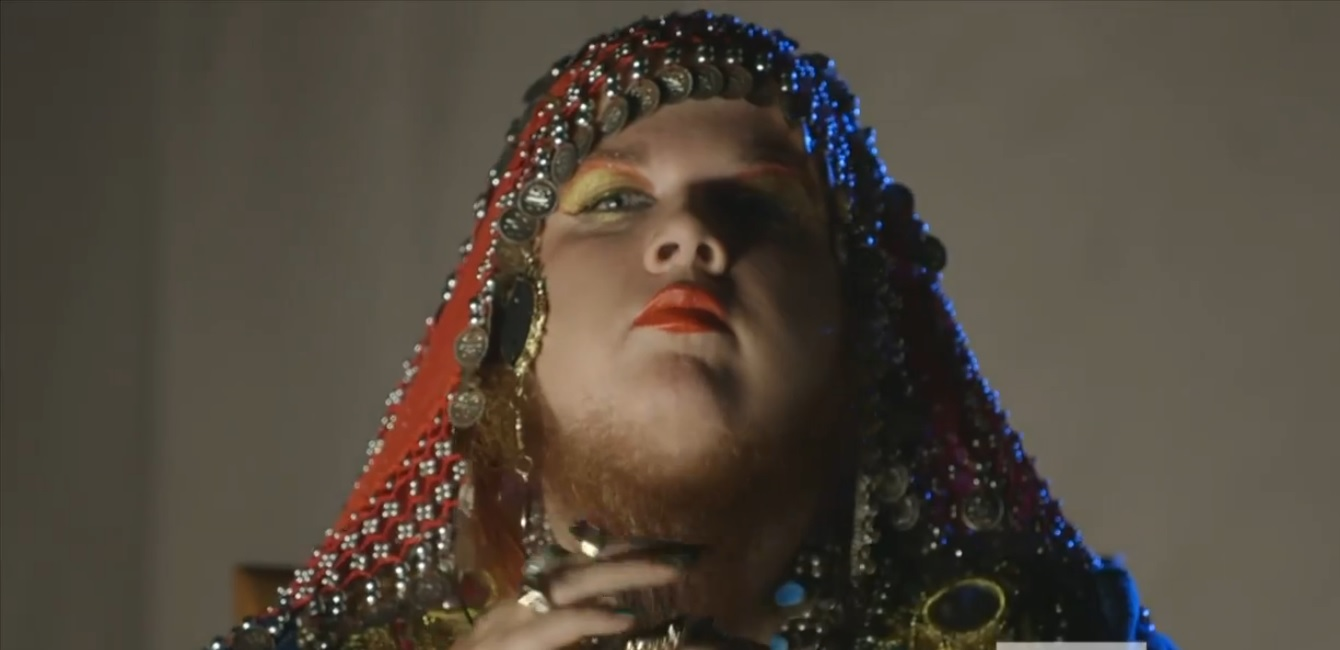 AMC Bearded Lady Freakshow Exclusive: AMCs Freakshow Introduces New Member Jessa, The Bearded Lady