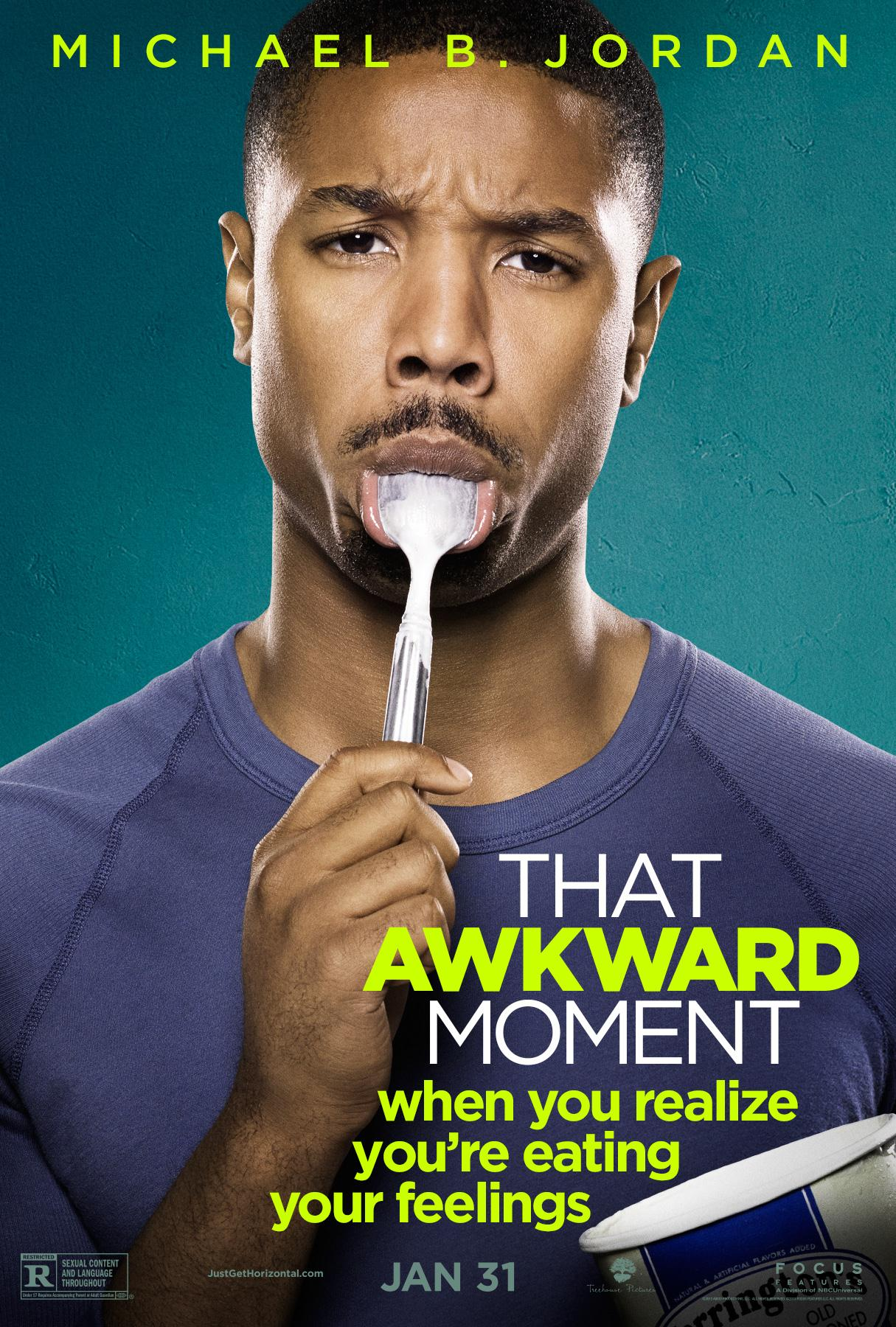 ARE OnlineMichael RGB W1 Red Band Trailer and Posters for That Awkward Moment Finds Humor in Dating Pitfalls