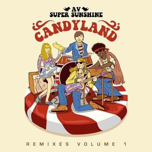 AV Super Sunshine Candyland Volume 1