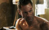 Aaron Eckhart Shirtless
