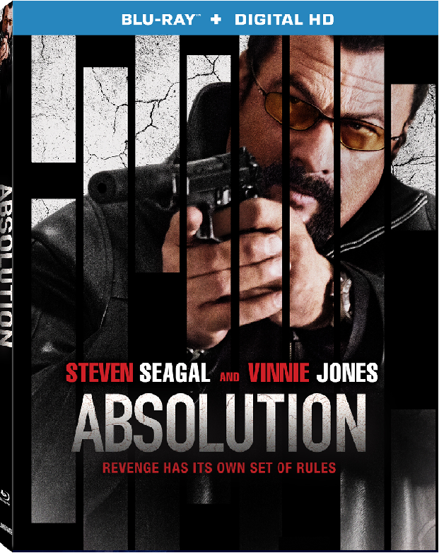 Steven Seagal Searches For Absolution In Exclusive Blu-ray/DVD Special Feature Clip