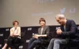 Kristen Stewart, Juliette Binoche and Olivier Assayas Talk Clouds of Sils Maria