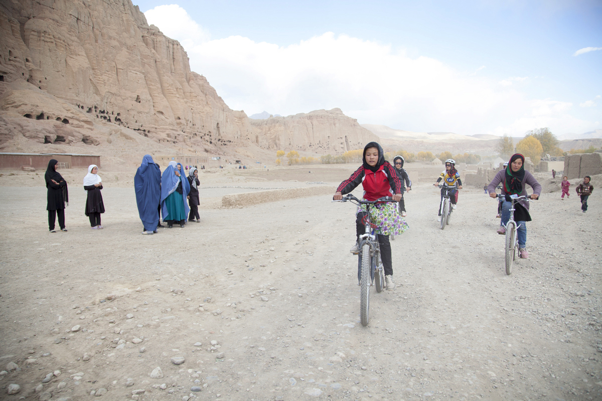 ShockYa's Exclusive 'Afghan Cycles' Deleted Scene
