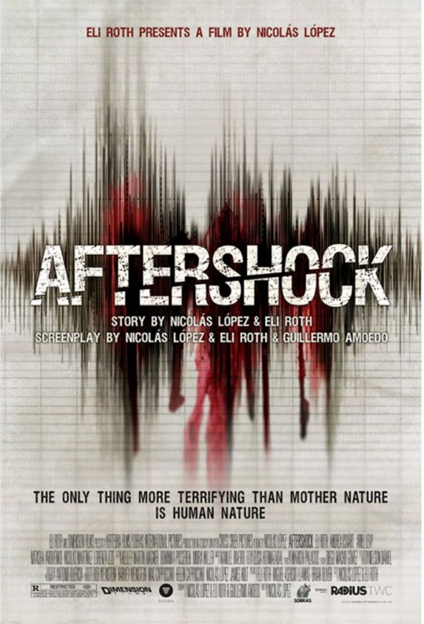 Aftershock Poster Aftershock Movie Review