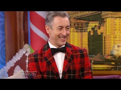 Alan Cumming Discusses Career and Personal Life on The Wendy Williams Show Alan Cumming Discusses Career and Personal Life on The Wendy Williams Show