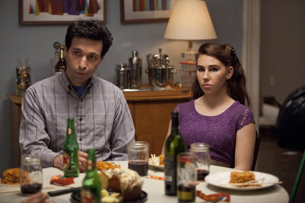 Alex Karpovsky Zosia Mamet Girls EXCLUSIVE: Girls' Alex Karpovsky Hints At Relationship Drama For Ray And Shoshanna Through Season Two
