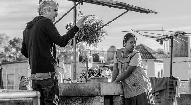 Alfonso Cuarón's Roma