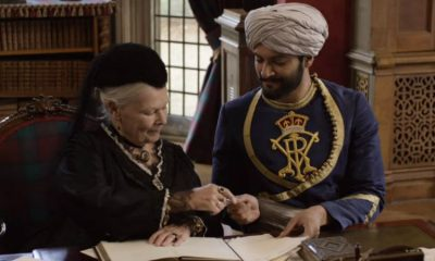 Ali Fazal in Victoria and Abdul