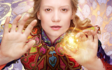 Alice Through the Looking Glass First Look Image 3