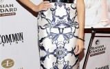 Allison Williams Stuns in Schutz Heels at Boston Common Magazine Party