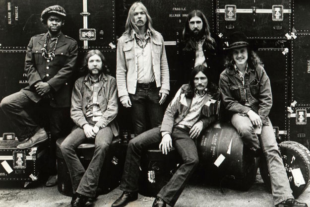 Allman Brothers Band Allman Brothers Band Set To Release Two Vintage Recordings