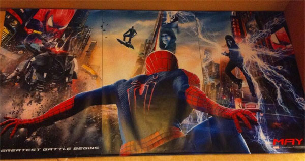 Amazing Spider Man 2 Banner Movies News Cheat Sheet: R.I.P. Paul Walker