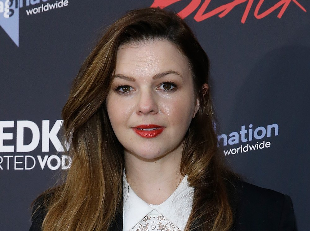 Amber Tamblyn Paint It Black's New York Premiere