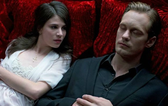 Amelia Rose Blaire and Alexander Skarsgaard on True Blood Interview: Amelia Rose Blaire Talks True Blood
