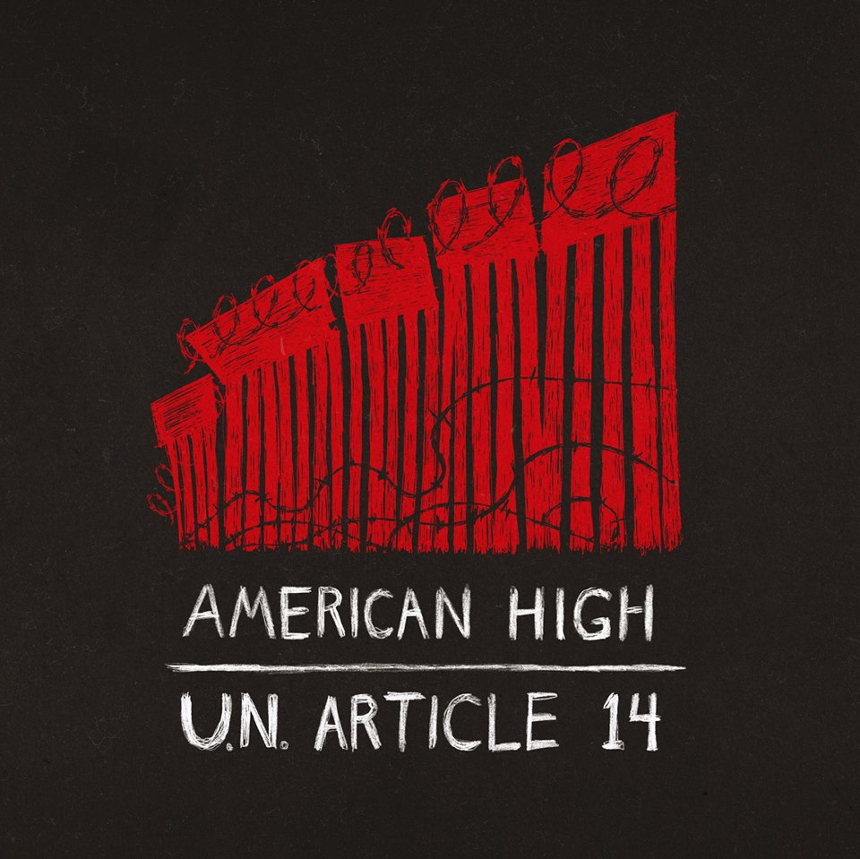 American High's U.N. Article 14 Album
