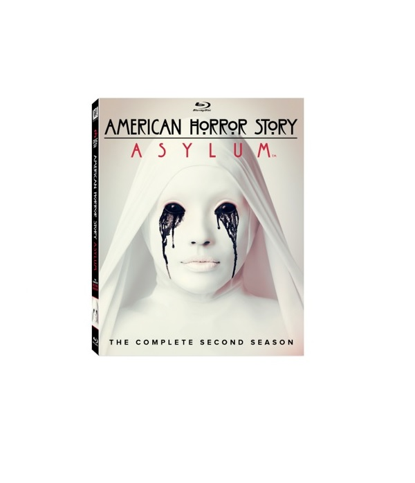 American Horror Story Asylum Win a Blu ray Copy of American Horror Story From ShockYa!