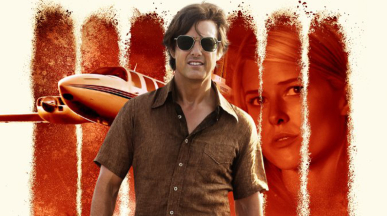 American Made Movie Tom Cruise
