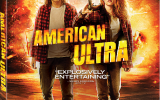 American Ultra Blu-ray Cover