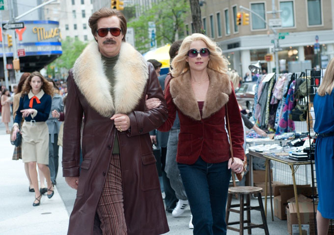 Anchorman 2 2 New Anchorman 2 Pictures Released