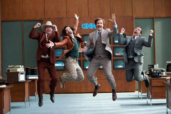 Anchorman 2 The Legend Continues Box Office Predictions: Anchorman 2 is Kind of a Big Deal