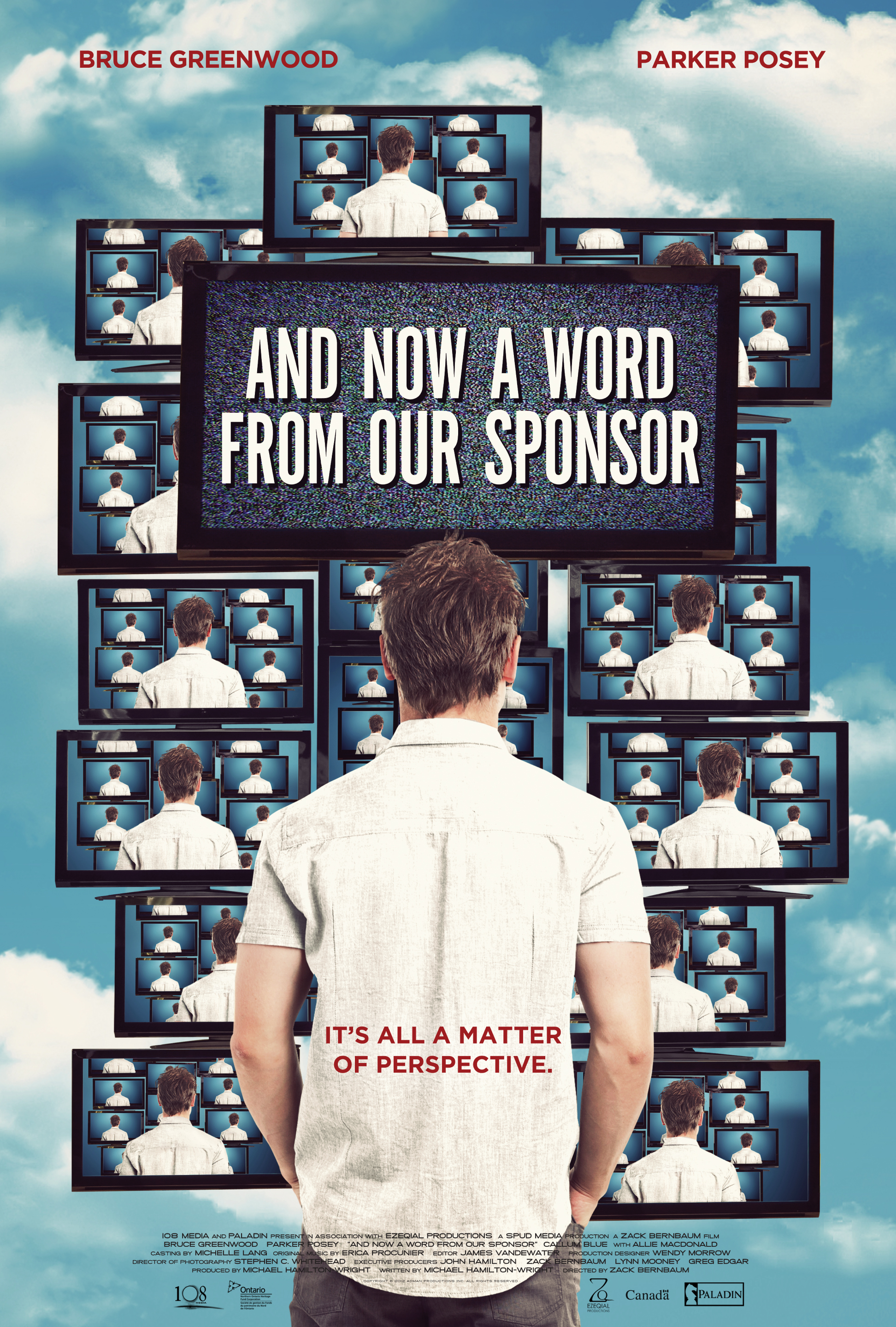 And Now a Word from Our Sponsor Poster Trailer And Poster From And Now A Word From Our Sponsor Released