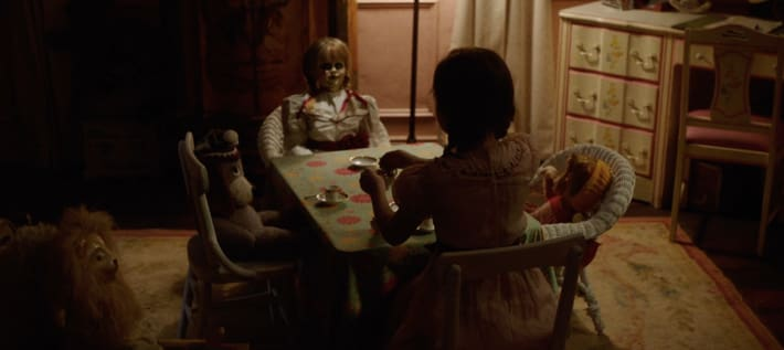Annabelle 2 Teaser Trailer Hints at Doll's Creepy Origins